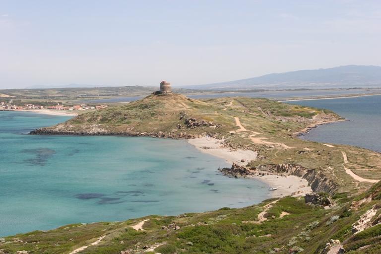 Penisola del Sinis - Isola di Mal di Ventre (Fonte: www.gooristano.com)