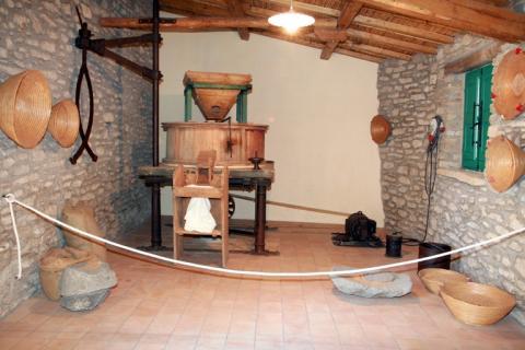 Casa Museo Casa tipica contadina
