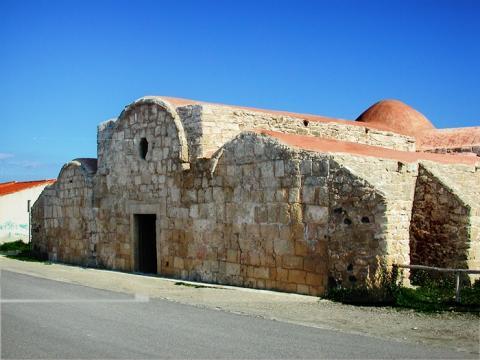 Chiesa di San Giovanni di Sinis Cabras - Oristano