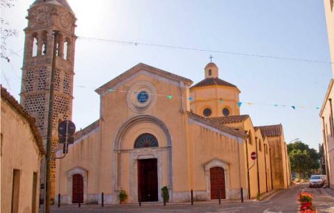 Basilica di Nostra Signora del Rimedio - Donigala - Oristano - Sardegna - Italy