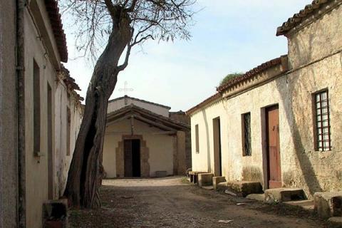 Chiesa di San Salvatore - Cabras