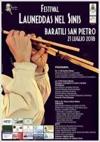 Eventi - Festival Launeddas nel Sinis - Baratili San Pietro - Oristano