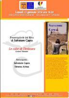 Eventi - Presentazione libro - Le calze di Timisoara di Salvatore Capra - Oristano