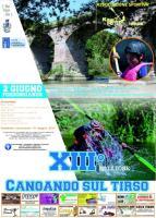 Eventi - Canoando sul Tirso 2017 - Fordongianus - Oristano