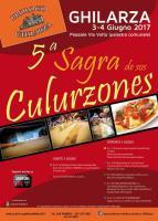 Eventi - Sagra de Sos Culurzones 2017 - Ghilarza - Oristano