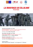 Eventi - La Resistenza su celluloide - III Edizone - Oristano
