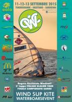 Evento Sportivo Open Water Challenge Oristano 2015 Torregrande Oristano