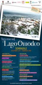 Eventi - Inverno sul Lago Omodeo - Falò in onore di San Sebastiano - Sorradile - Oristano