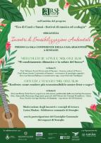 Eventi - Eco di canti e suoni – Festival di ecologia e musica - Incontri di Sensibilizzazione Ambientale - Seneghe - Oristano