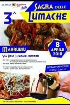 Eventi - Sagra delle lumache 2018 - Marrubiu - Oristano
