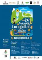 Eventi - XXIV Sagra delle lorighittas 2018 - Morgongiori - Oristano