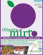 Eventi - Sagra - Ollastra in mirto 2017 - Ollastra - Oristano