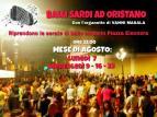 Eventi - Serate di ballo in piazza - Torregrande - Massama - Oristano