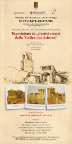 """Eventi - In Civitate Aristanis - Esposizione dei plastici storici della """"Collezione Schirru"""" - Oristano"""