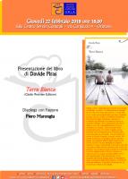 Eventi - Presentazione libro - Terra Bianca di Davide Piras - Oristano