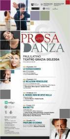 Eventi - Prosa e Danza al Teatro Grazia Deledda - Paulilatino - Oristano
