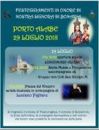 Eventi - Festeggiamenti in onore di Nostra Signora di Bonaria - Porto Alabe - Tresnuraghes - Oristano