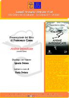 Eventi - Presentazione libro - Anime Intossicate di Francesco Cossu - Oristano