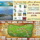 Eventi - Sagra degli asparagi 2018 - Villanova Truschedu - Oristano