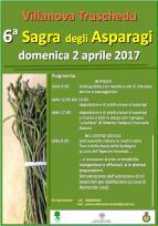 Sagra degli asparagi 2017 - Villanova Truschedu - Oristtano