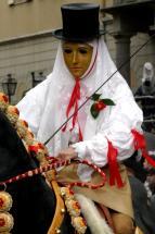 Eventi - Carnevale - La Sartiglia - Oristano
