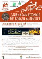 Giornata Nazionale dei Borghi Autentici - Sennariolo - Oristano - Sardegna - Italy