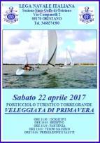 Eventi - Veleggiata di Primavera - Oristano - Torregrande