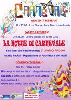 Carnevale 2016 Nurachi - Oristano - Sardegna - Italy