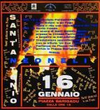 Eventi - Sant'Antoni de su fogu a Neoneli - Neoneli - Oristano