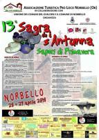 Eventi - Sagra de S'Antunna - Sapori di Primavera 2018 - Norbello - Oristano