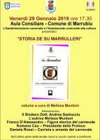 Eventi - Presentazione volume Su Marrulleri - Marrubiu - Oristano